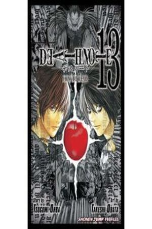 Death Note Tomo 13: How to Read cover