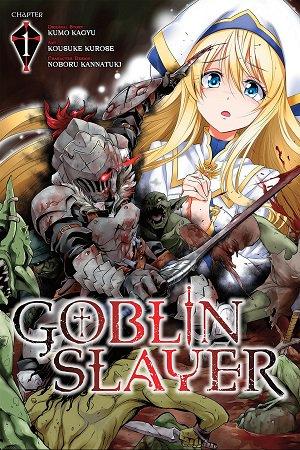 Goblin Slayer cover