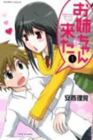 Onee-chan ga Kita cover