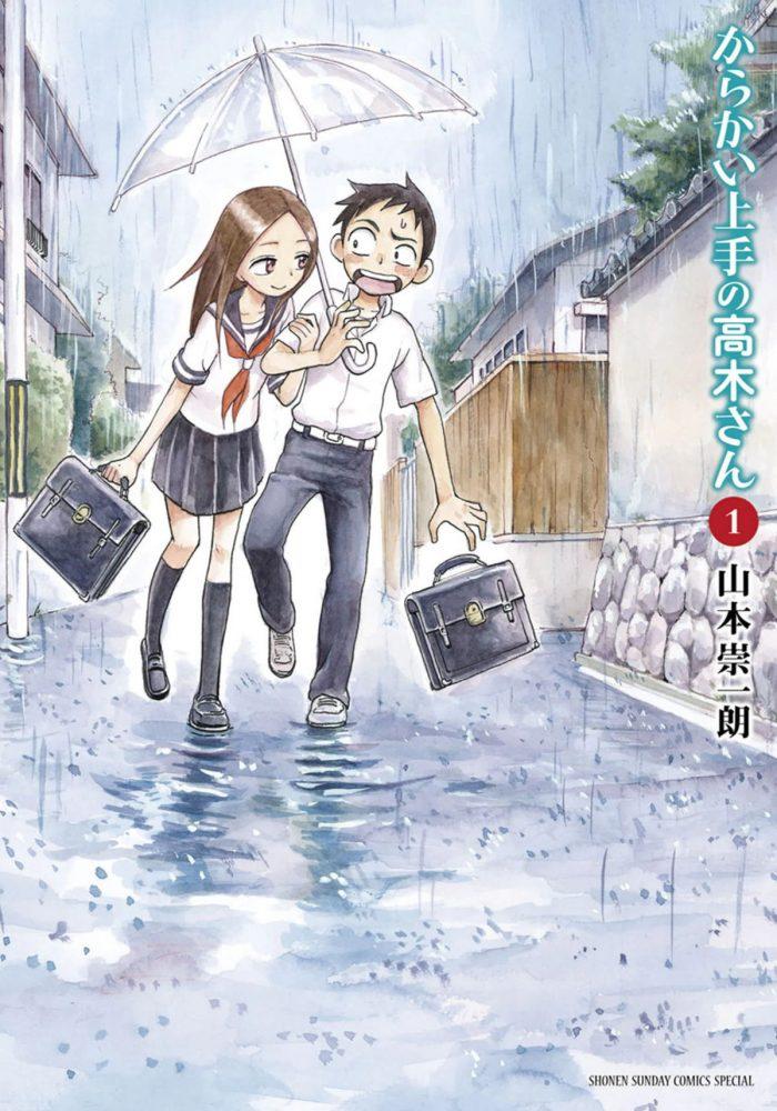 Karakai Jouzu no Takagi-san cover