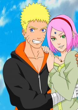 Naruto Alternative cover