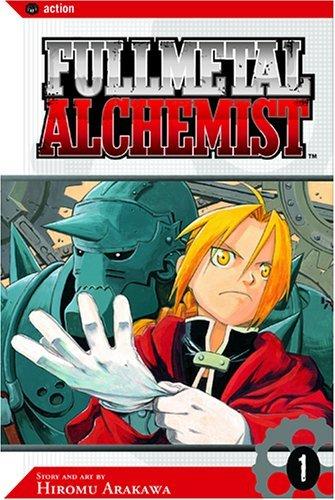Full metal alchemist cover